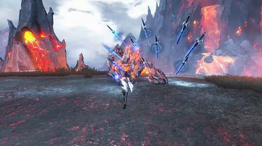 龙魂时刻游戏初体验 子弹时间逆天改命