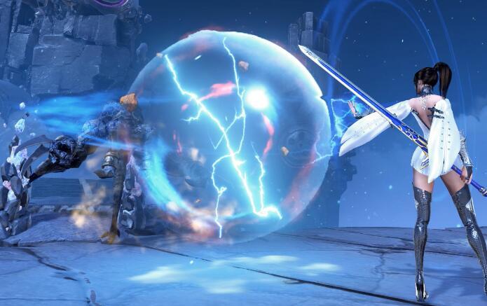 《龙魂时刻》游戏截图 画面美轮美奂
