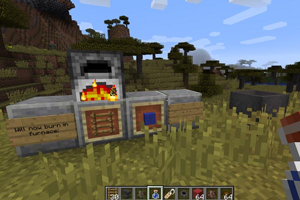 1.11预览版16W33A快照 熔炉能烧更多东西