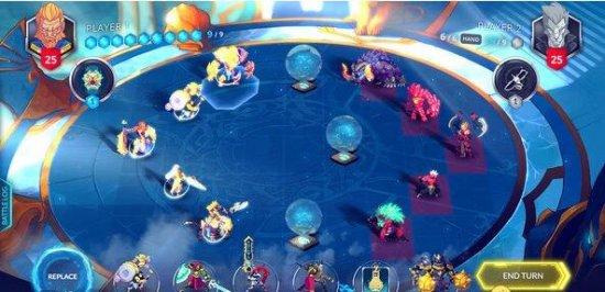 《决战英雄》steam免费玩 中文版还在制作中