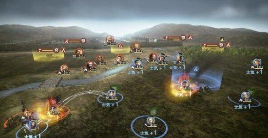 《三国志13:威力加强版》新截图 自由度大幅提高