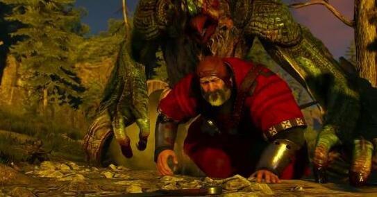 《巫师3:狂猎》年度版新预告 风景波澜壮阔