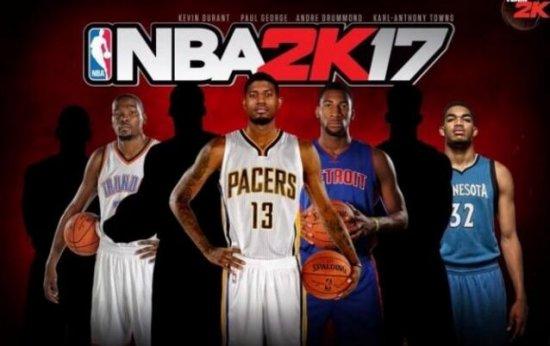 2K业界良心《NBA 2K17》全新预告片发布