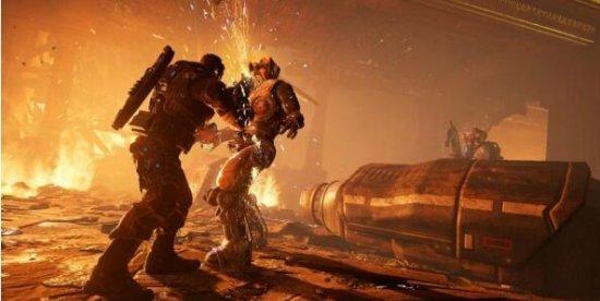 《战争机器4》开始压盘 官方公开大量新截图