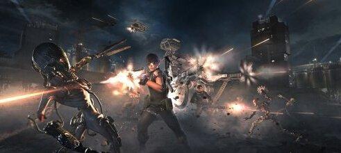 《逆战》评测:上手快好操作的FPS游戏