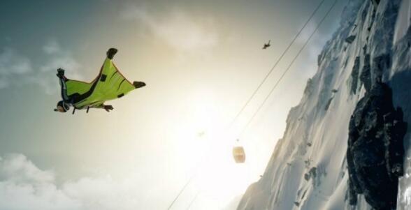 育碧极限滑雪游戏《极限巅峰》发售日曝光