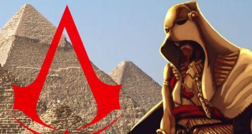 《刺客信条》曝新作开发截图 神秘金字塔亮相