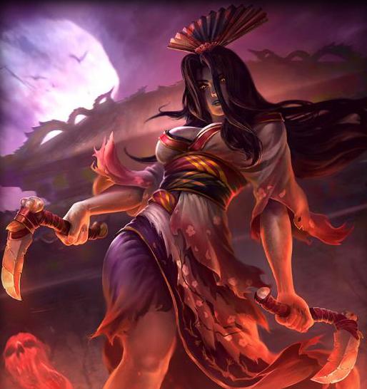 神之浩劫伊邪那美 来自黄泉女神的裁决