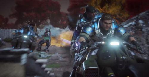 73G下个爽 微软开启《战争机器4》PC版预载