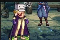 男格斗盒子头模型补丁 改欢乐裸上身盒子头