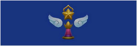 是魔法少女变身的仙女棒(还可以是奥特曼的变身棒qwq),萌萌哒守卫皮肤