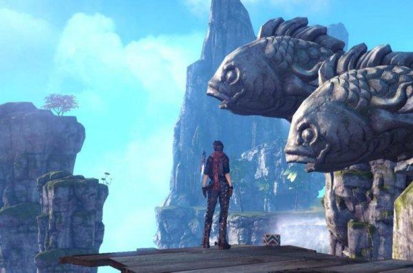 剑灵游戏十大最美风景 此时不截图更待何时?