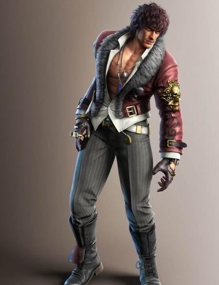 《铁拳7》最新角色米盖尔参战 怒踢小萝莉