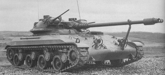 美系最强飞行坦克 《坦克世界》T92Lt轻坦情报