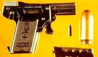 《战地1》曝奇葩武器 尺寸这么小也能打手枪?