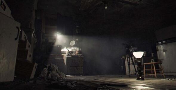 《生化危机7》厨房Demo登陆PSVR 新图展示