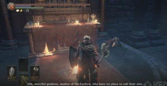 《黑暗之魂3》DLC新演示 大战巨型野狼