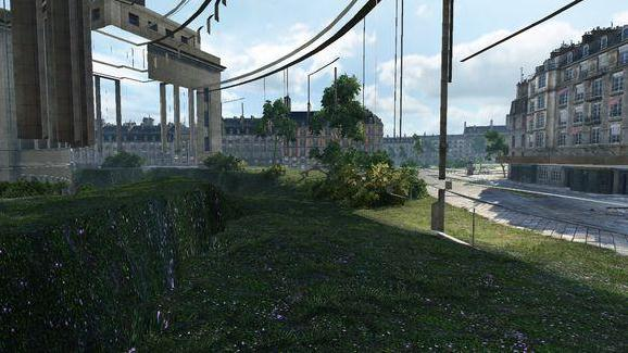 从自由视角看 坦克世界地图建模失败的地方