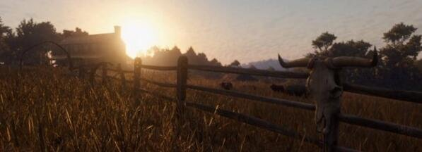 《荒野大镖客2》美图 狂野西部上演生死决战