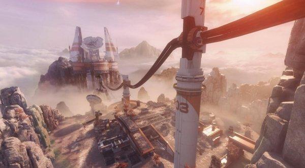 《泰坦陨落2》CG发售预告欣赏 惊艳新图