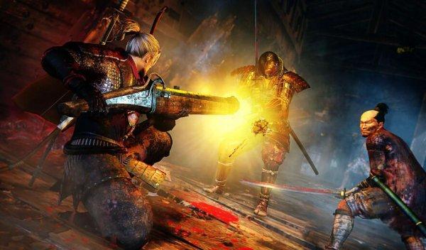 《仁王》游戏将长达70小时 暂无PC计划