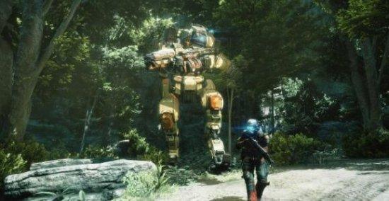 FPS大作齐齐发售《泰坦陨落2》不惧对手