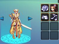 守护者模型补丁 婚纱时装变身黄金圣斗士