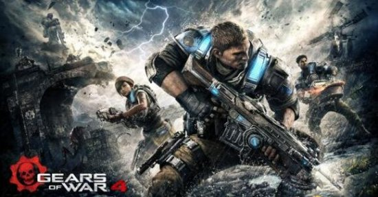 《战争机器4》公布首周销量!仅超过1代