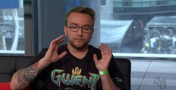 《巫师3》高级设计师离职 曾设计昆特牌