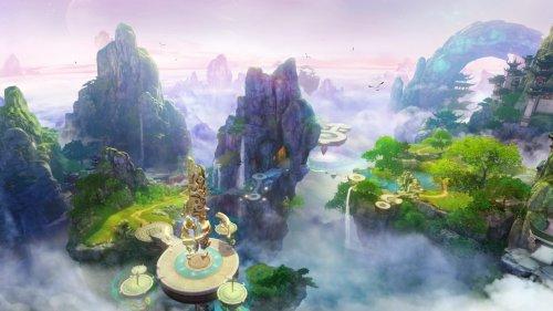 《仙侠世界2》11.25招募测试 概念宣传片曝光