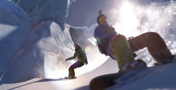 育碧滑雪游戏《极限巅峰》XboxOne近17GB