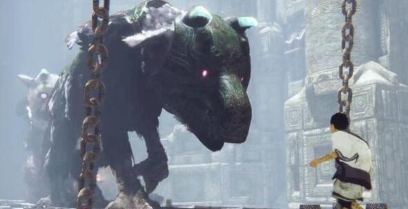 《最后的守护者》神秘巨兽现身 新视频出炉