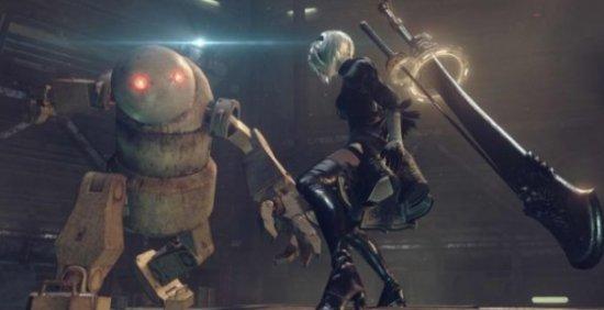 《尼尔:机械纪元》将登陆Xbox One平台