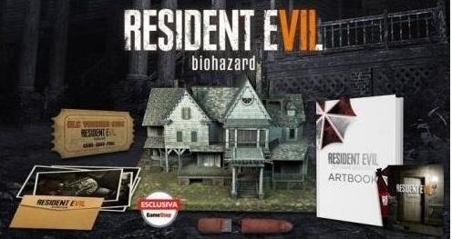 《生化危机7》收藏版竟不含游戏!需另外买