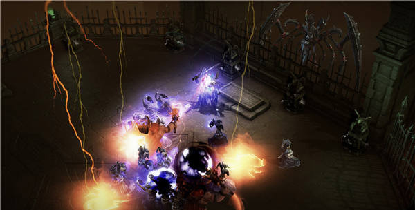 天堂2哪个职业厉害_《天堂永恒》恢弘场景激烈战斗 气势磅礴(2)_特玩天堂永恒专区