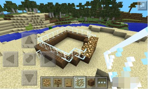 农村盖房子设计图四间展示