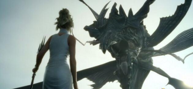 良性厂商!《最终幻想15》首日补丁高达7G