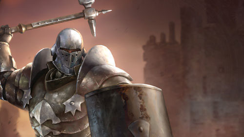 野蛮人勇士转职介绍 钢铁重装战士值得拥有