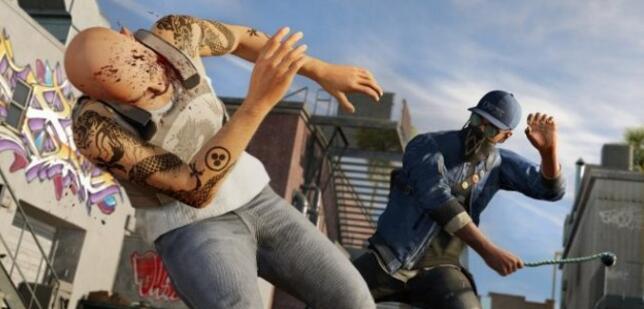 《看门狗2》最新视频展示NVIDIA多项技术