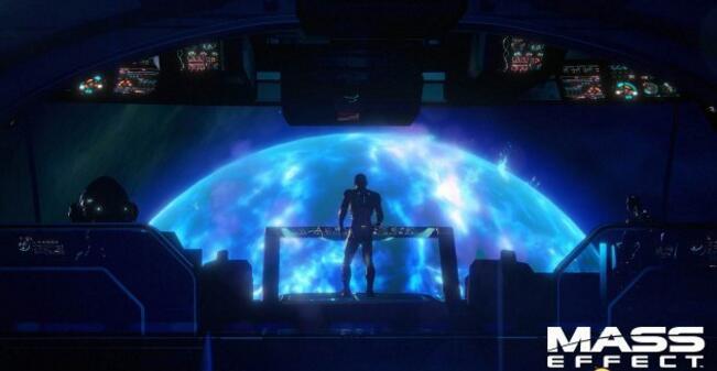 《质量效应:仙女座》将无星舰读取画面