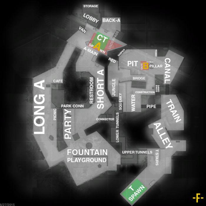 死亡游乐园(de_overpass)地图 中英文报点
