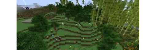 我的世界1.10.2 伐木工MOD [