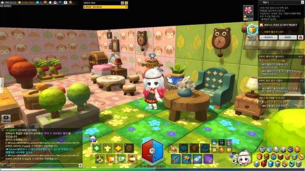 特玩网 冒险岛2 冒险岛2攻略 diy 房屋diy     这个屋子有一个很